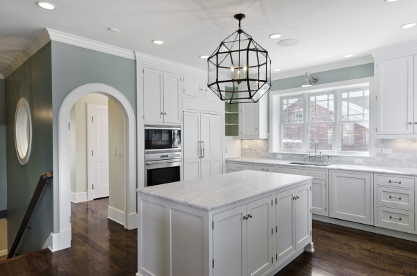 Kitchen Remodel by Cameo Homes Inc.