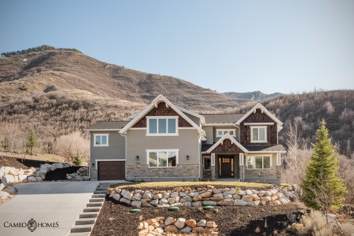 Built by Cameo Homes Inc. in Utah