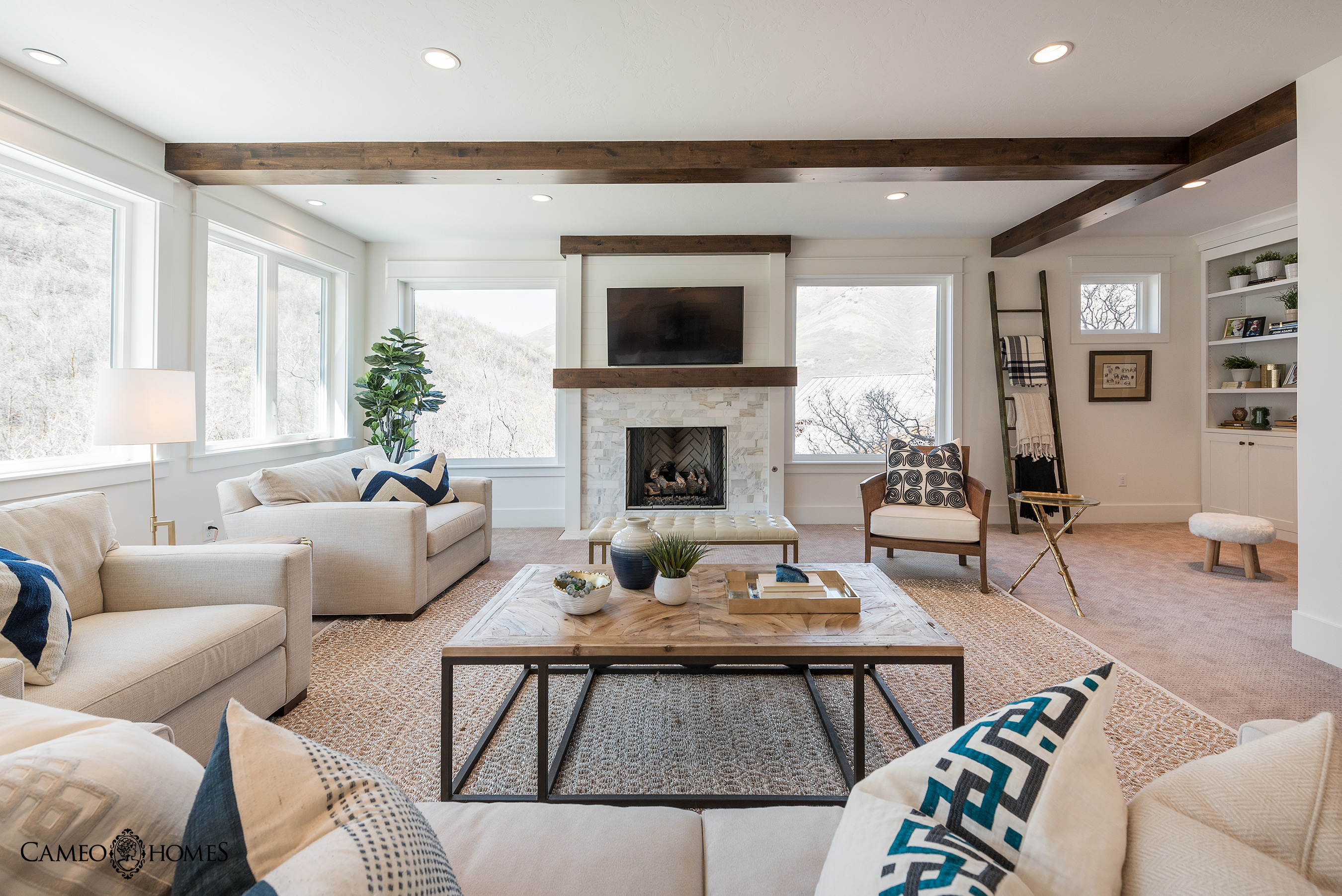 Living In Style: Emigration Canyon, Utah