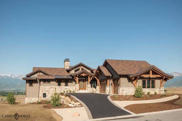 Luxury Home Builders Park City Utah