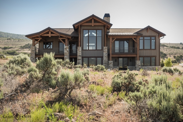 Built by Cameo Homes Inc. in Red Ledges.