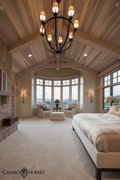 Home built by Cameo Homes, Inc. in Utah.